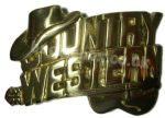 OTHER MUSIC BELT BUCKLES